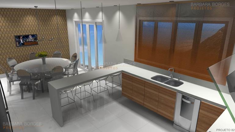 modelo cozinha planejada