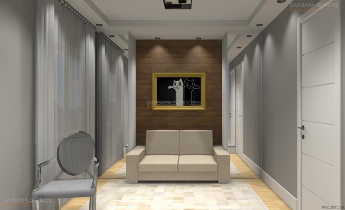 closets modulados modelo sala