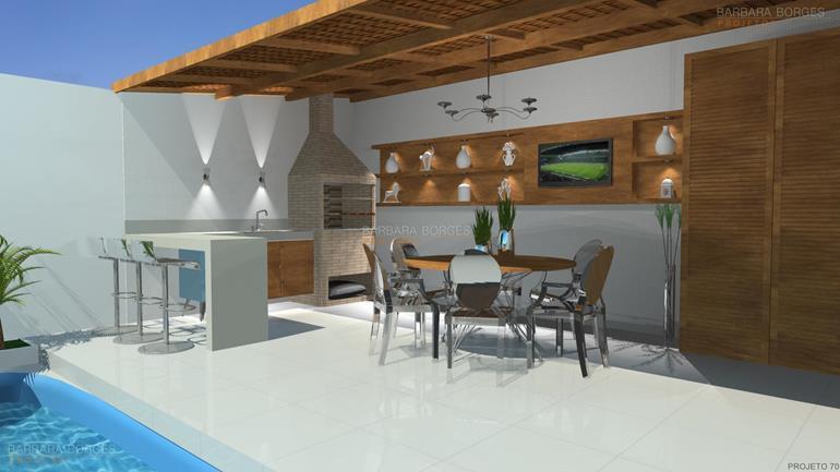 cozinhas planejadas rj modelos area lazer