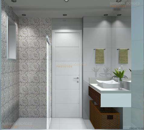 modelos banheiro