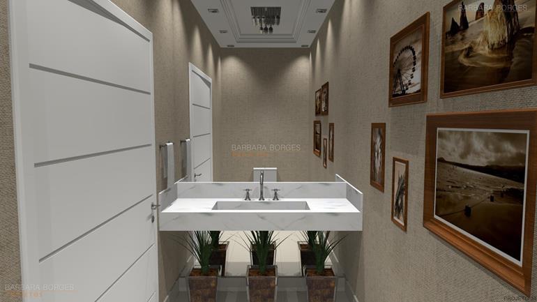 cozinha planejada preta modelos banheiros