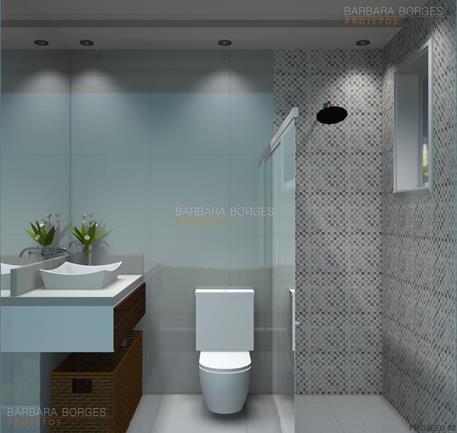 modelos banheiros