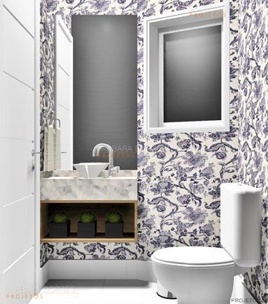 decoração casa de campo modelos banheiros