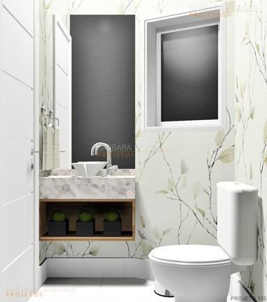 decoração da casa modelos banheiros pequenos
