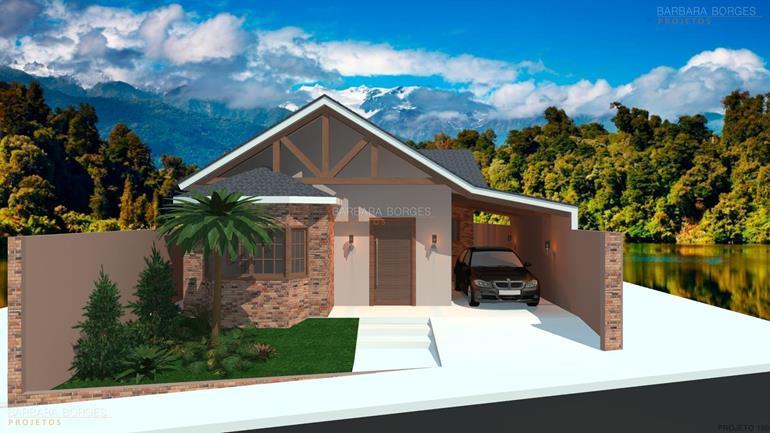 decoração da casa modelos casas