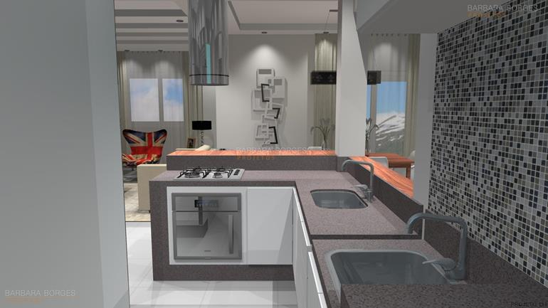 cursos de decoração de interiores modelos cozinha planejada