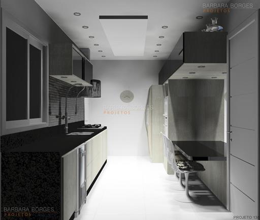 decoração da casa modelos cozinha planejada