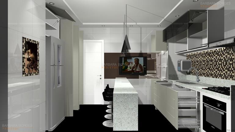 cursos de decoração de interiores modelos cozinhas planejadas