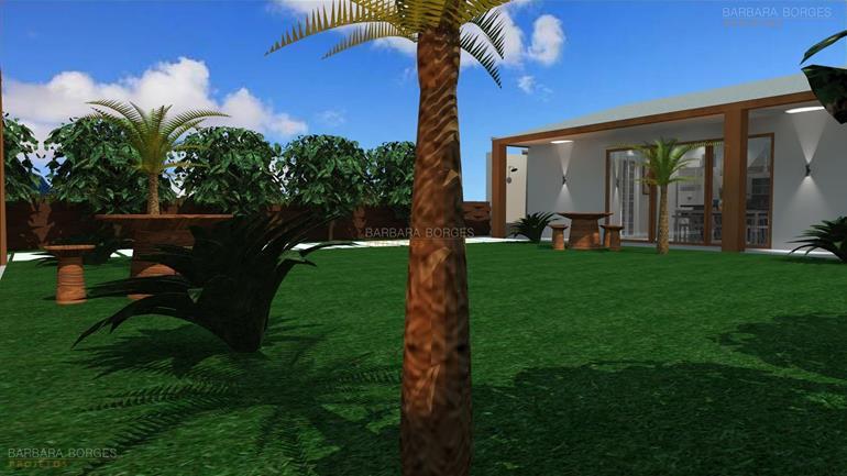 decoração de casas de campo modelos ediculas