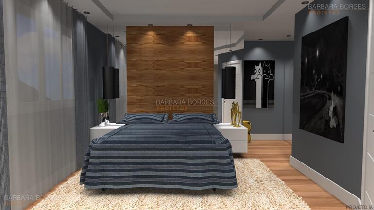 decoração de quartos casal modelos quarto casal