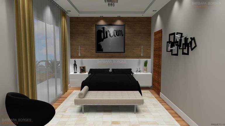 decorações de salas modelos quarto casal