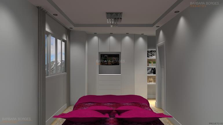 modelos quartos casal