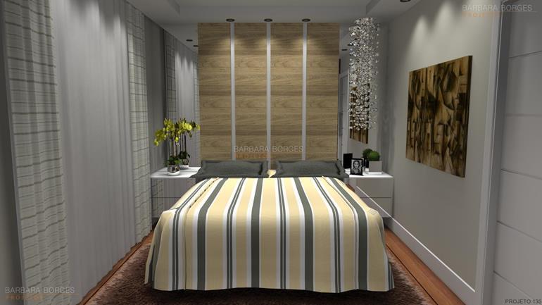 decoraçoes de quartos modelos quartos casal