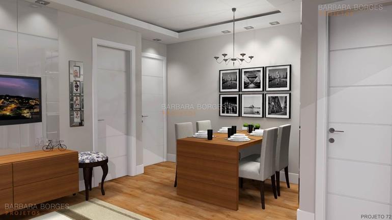 decorações de salas modelos sala jantar