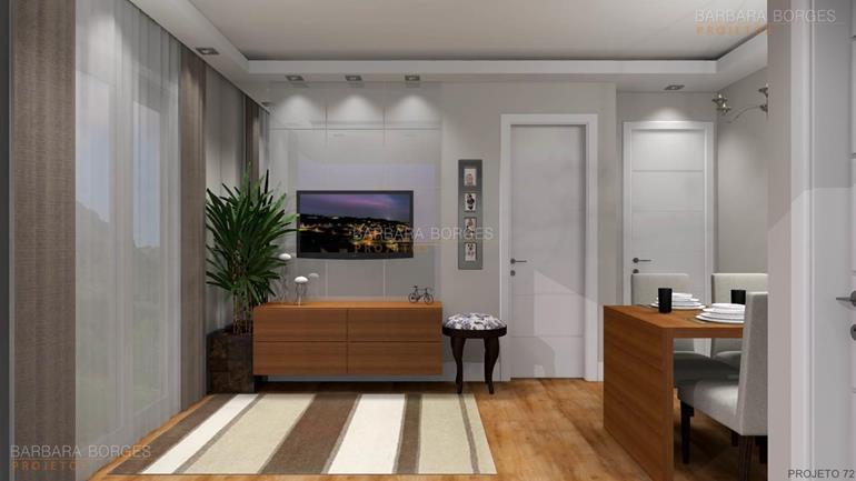 decoraçoes para sala modulados projeto personalizado 3D
