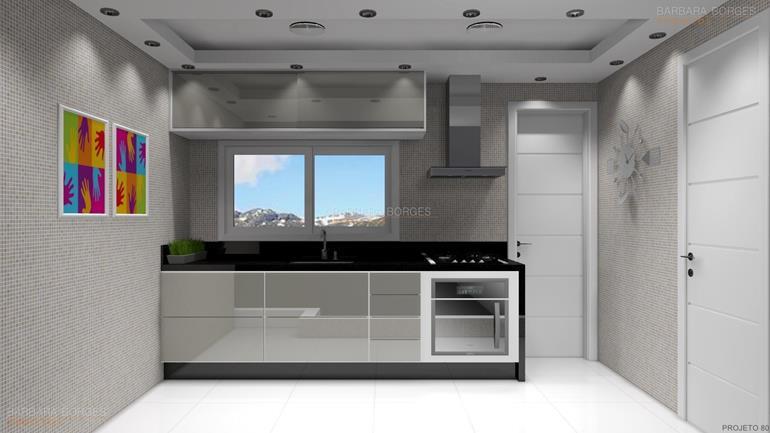 decorar ambientes monte cozinha