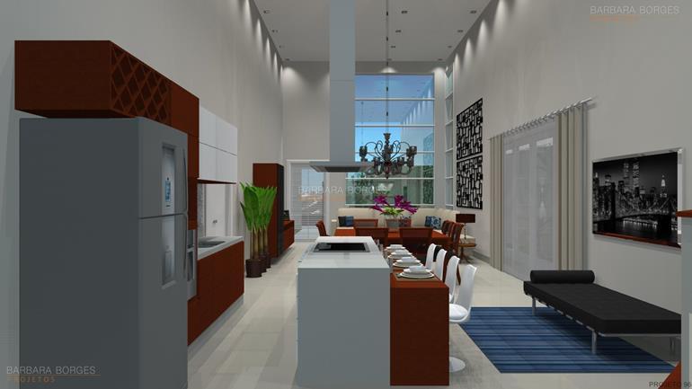 designer de interior monte cozinha