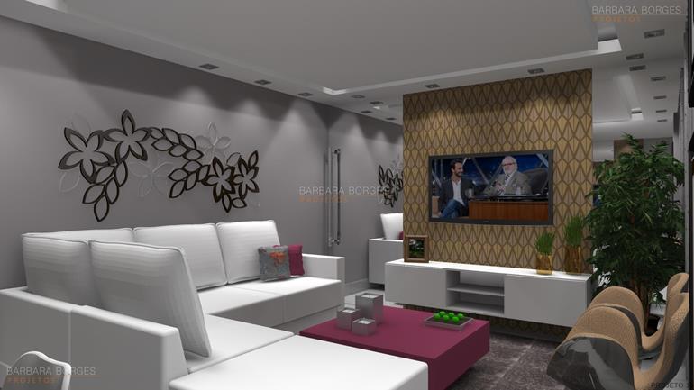 fotos de quartos planejados moveis modulados