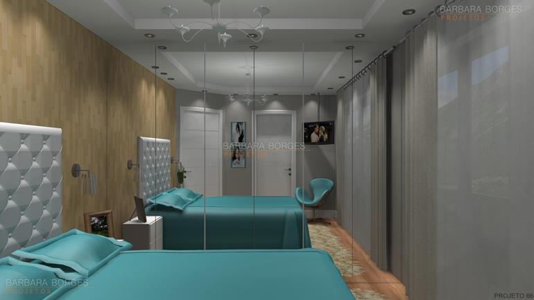 fotos design de interiores moveis modulados quarto