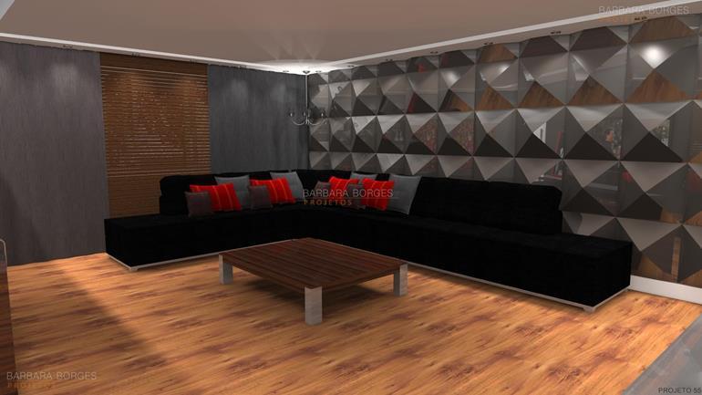 fotos design de interiores moveis planejados apartamentos pequenos