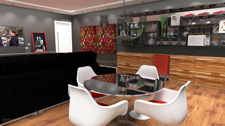 ideias para decoração de quarto moveis planejados df