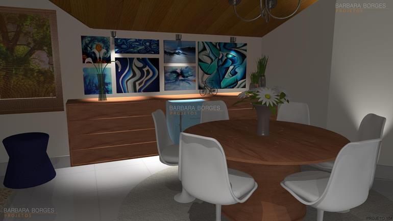 mesas sala de jantar moveis planejados goiania