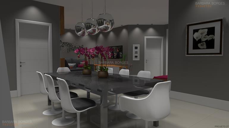 mesas sala de jantar moveis projetados