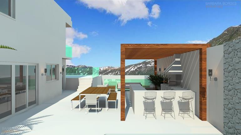 moveis para varanda pequena paisagismo residencial