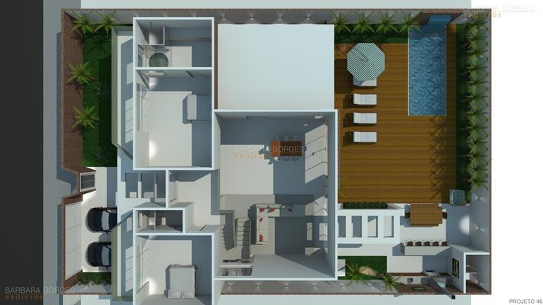 móveis todeschini planta casa 2 suites 1 quarto