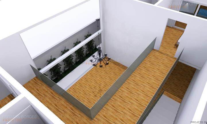 plantas de casas com piscina planta casa ambientes integrados