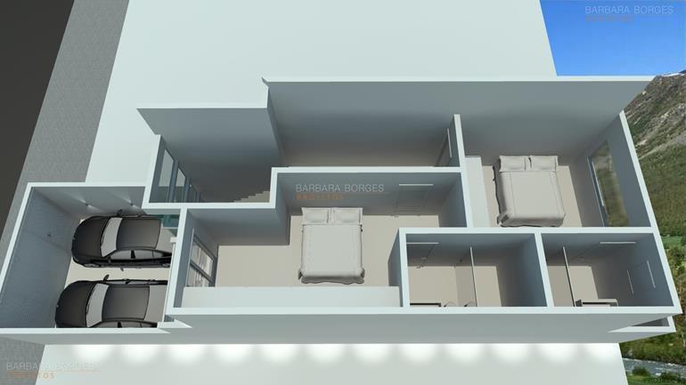 quarto de criança menina planta casa design moderno