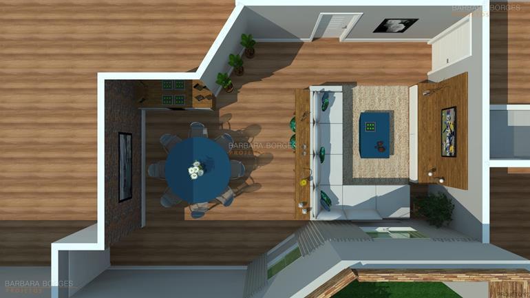 quarto infantil modulado planta casa estilo classico