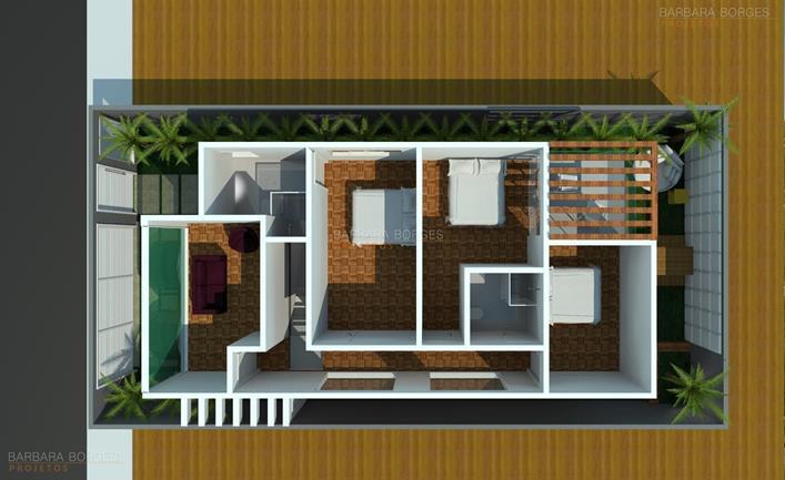 quarto de menino planejado planta casa moderna
