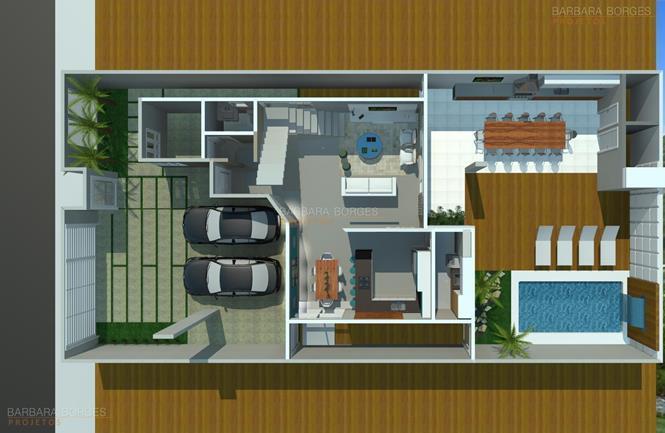 quartos de meninas decorados planta casa piscina hidro