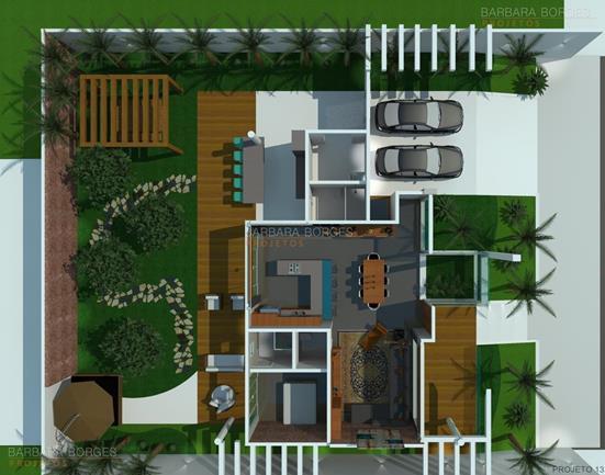 quartos casal pequenos planta casa popular 46 m2
