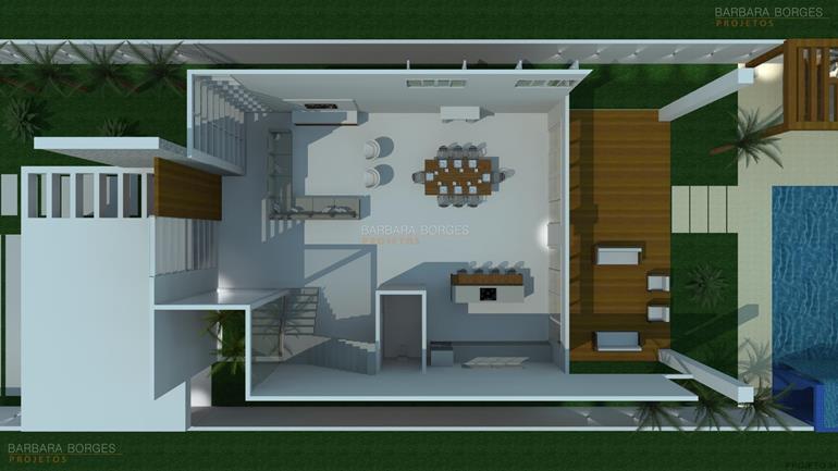 quarto infantil modulado planta casa portao fechado
