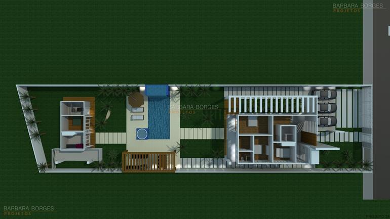 quartos de bb planta casa suite closet