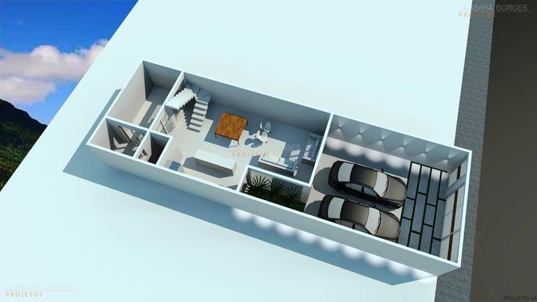 quartos casal pequenos planta casa terrea 3 quartos