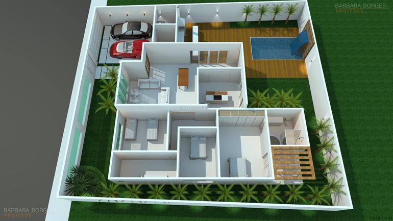 quartos de meninas decorados planta casa terrea c 2 dormitorios