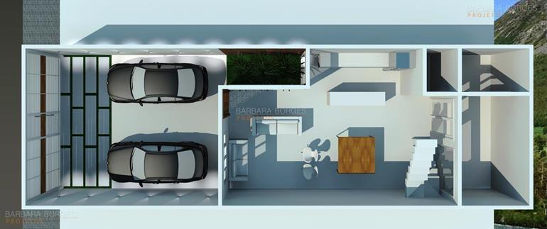 quartos de casal pequenos decorados planta casa terrea escritorio