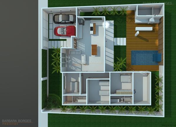 quartos decorados para bebe planta casa terrea escritorio