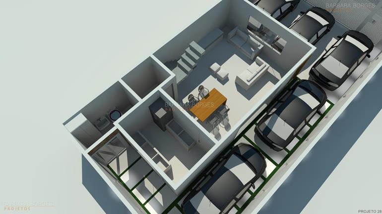 reparos e reformas planta casa terrea escritorio