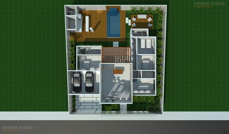reparos e reformas planta casa terrea rustica