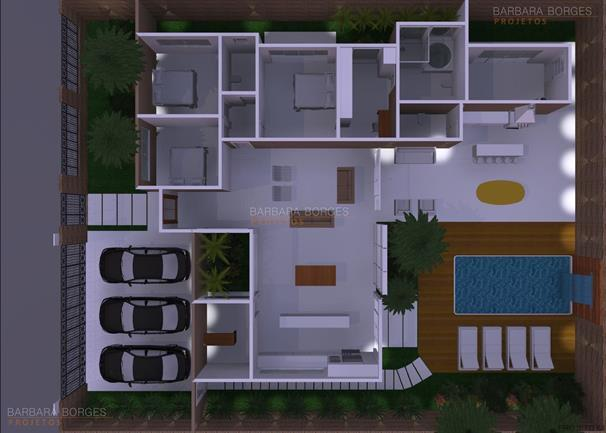 varanda apartamento planta casa varanda gourmet