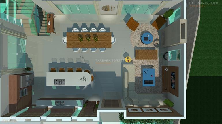 tipos de banheiros planta sobrado estilo chale 3 suites