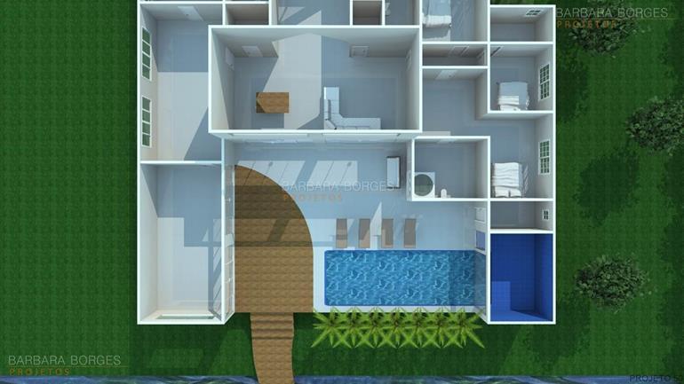 casa reforma planta sobrado simples