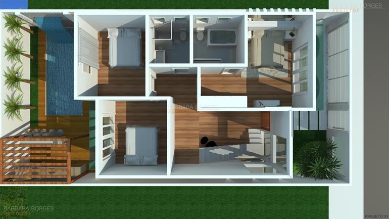 armarios de cozinha de aço planta sobrado varanda