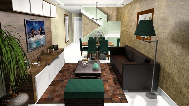 armário para quarto planta terrea ambientes integrados