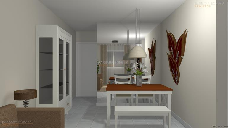 armarios de banheiro planejados planta terrea ambientes integrados