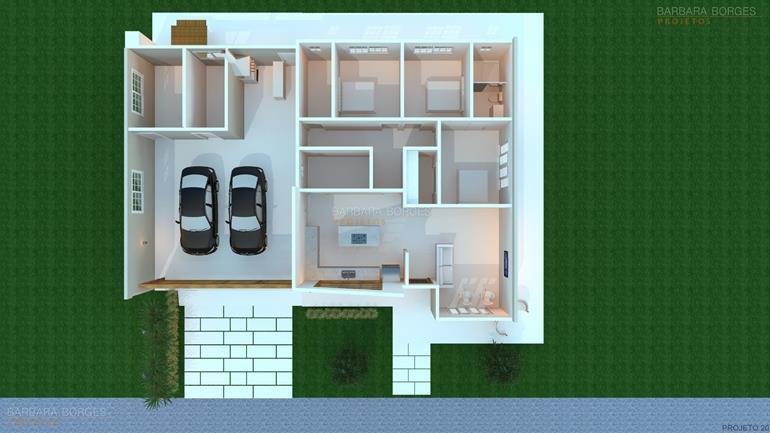 armario planejado de cozinha planta terrea contemporanea